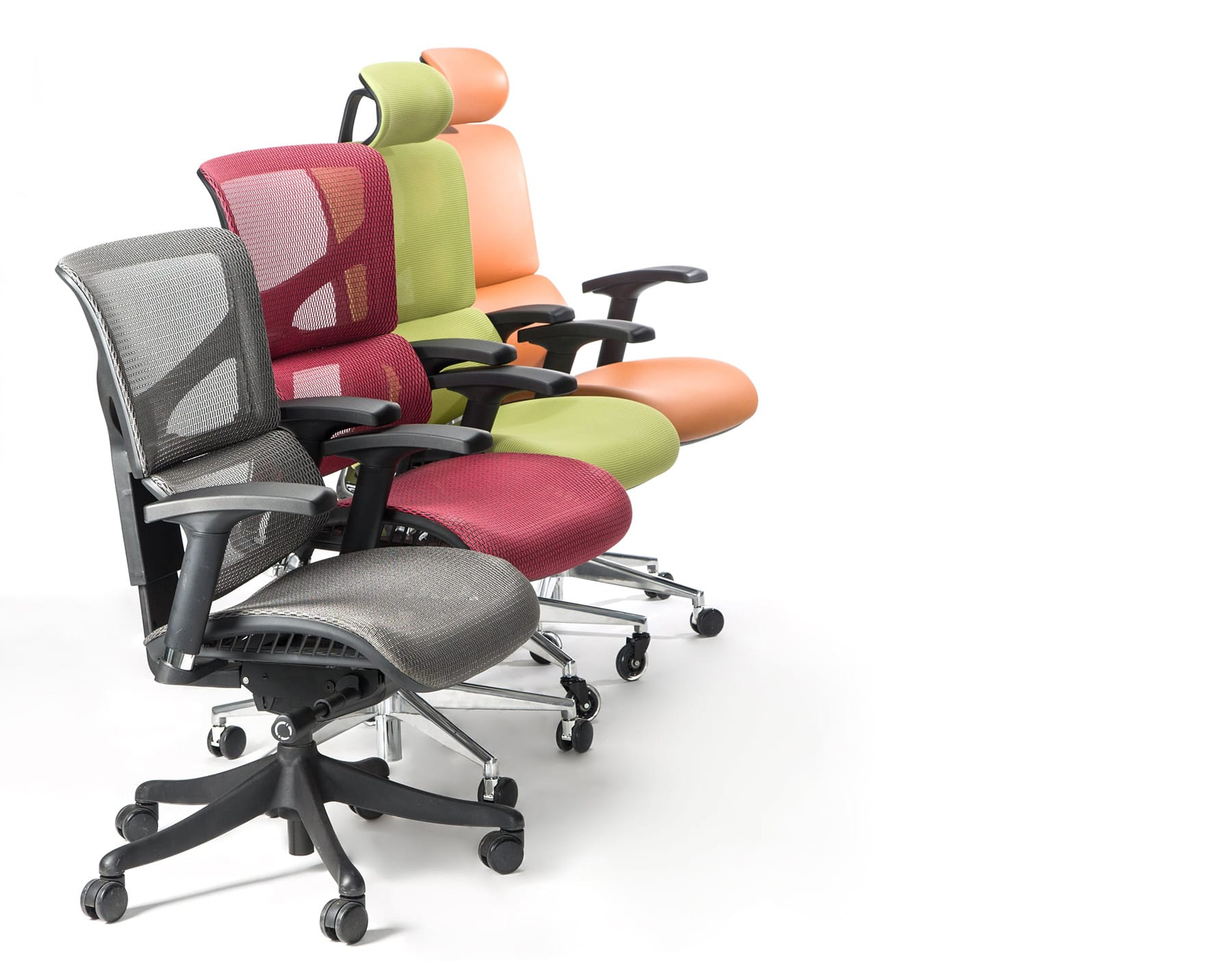 Home office chair: the X-Chair
